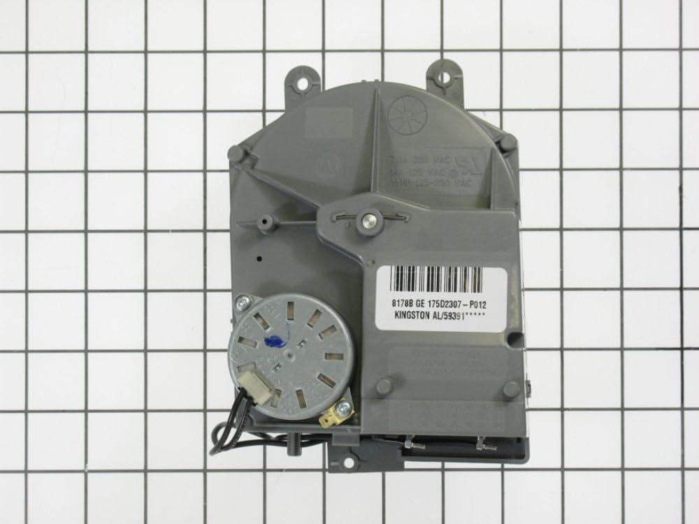 Ge WH12X1026 Washer Timer Genuine Original Equipment Manufacturer (OEM) Part