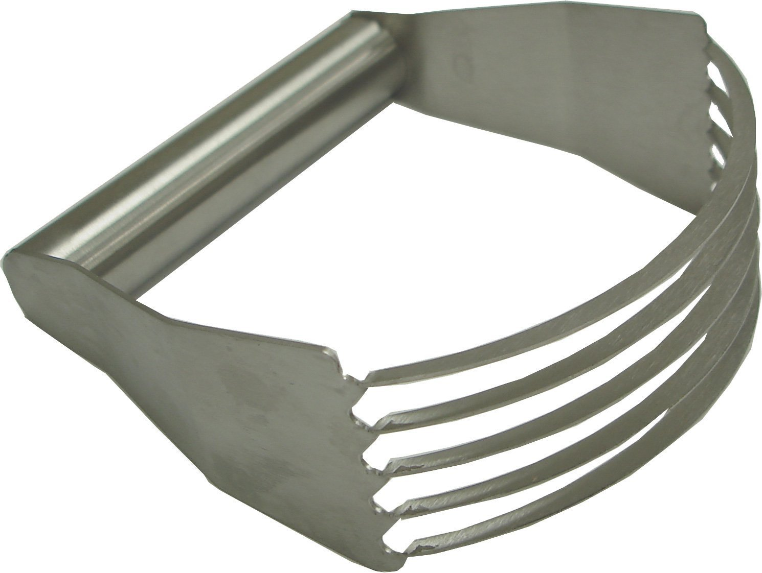 Winco 5 Blade Pastry Blender, Stainless Steel (3)