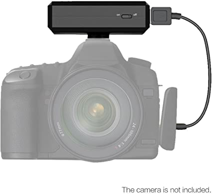 Controlador remoto Wireless CamFi para cámaras para disparos y ...
