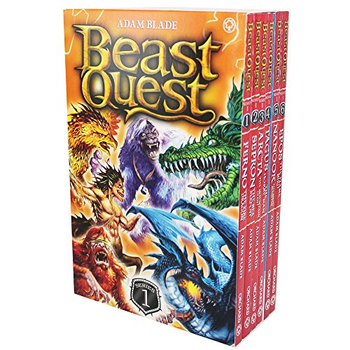 (Beast Quest Box Set Series 1 (Book 1 To)