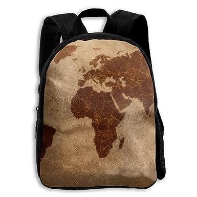 Amazon Com The Children S World Map Backpack Kids Backpacks