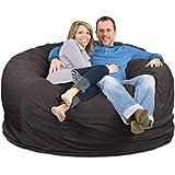 Amazon Com Chill Sack Bean Bag Chair Giant 5 Memory