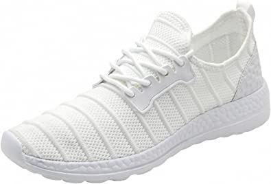 Zapatos para Correr en Montaña y Asfalto Aire Libre y Deportes Zapatillas de Running Padel para Hombre Calzado de Walking para Mujer: Amazon.es: Zapatos y complementos