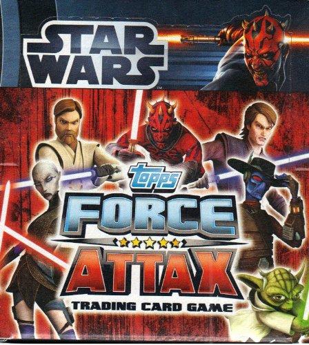 Star Wars Force Attax Serie 3 Booster Display (50) Englisch