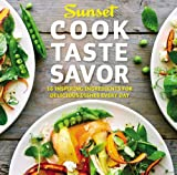 Cook Taste Savor, Sunset Books Staff, 0376028106