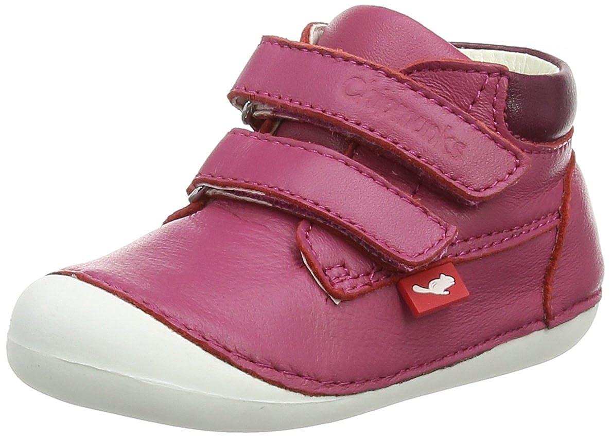 Chipmunks Bailey, Zapatos de Bebé Para Niñas Zapatos de Bebé para Bebés Rosa (Pink) 20.5 EU FCH151