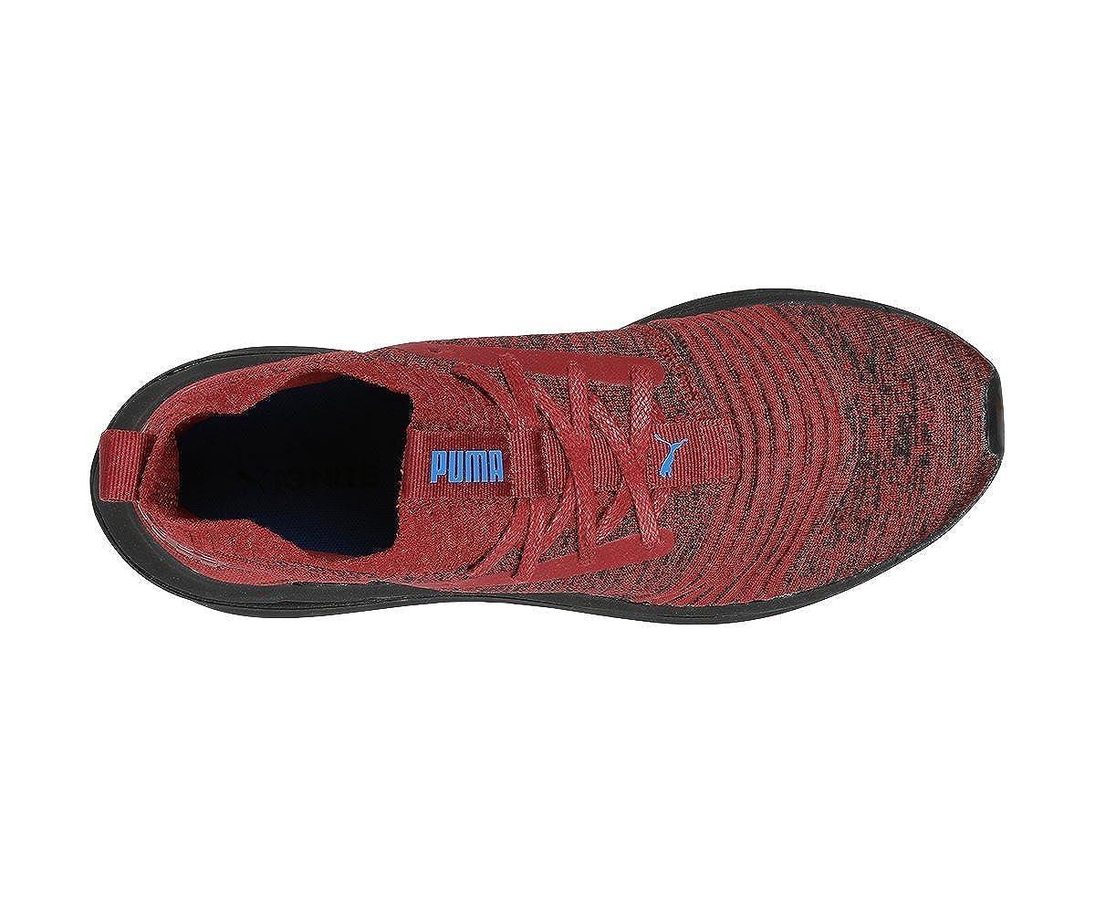 eee443b2ed Puma Men's Ignite Limitless SR Evoknit Pomegranate Running Shoes