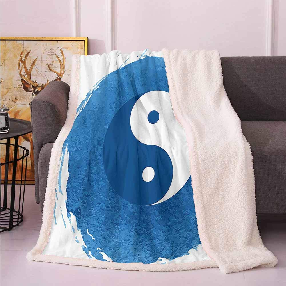Unicorn Pink Dream Velvet Plush Throw Blanket Sherpa Bedding Thin Quilt 60×80in