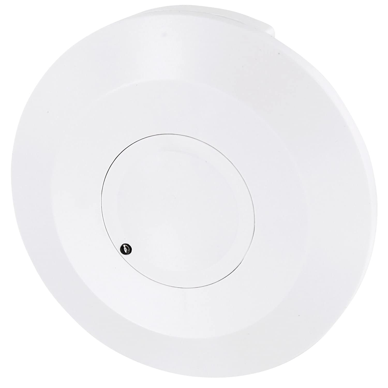 Alta frecuencia Radar HF techo Detector de movimiento 360 ° Slim - 24 mm Plano - LED Adecuado - 1 W de 2000 W 230 V: Amazon.es: Iluminación