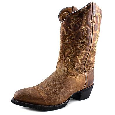 2609a7eee1e Laredo Men's Birchwood Round Toe Boots