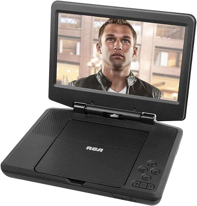 RCA drc98090 – Reproductor de DVD portátil (Certificado Reformado): Amazon.es: Electrónica
