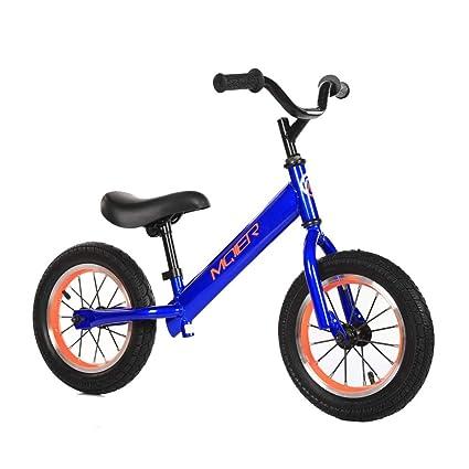 Balance Kids Running Bike 12 Ciclo De Entrenamiento De Aprendizaje para Niños Ruedas Bicicletas