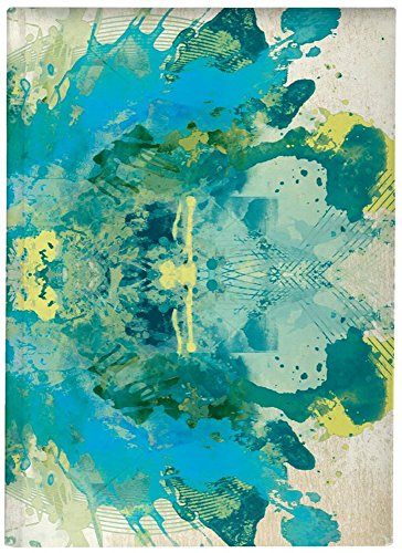 Inspiration Large Hardcover Notebook, Teal (7708080)