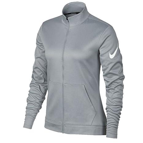 Nike 856850 Sudadera, Mujer, Gris (Gray), X-Small (Tamaño