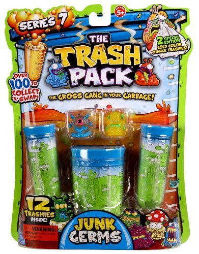 Trash Pack S7 Action Figure (12-Pack) by Trash Pack
