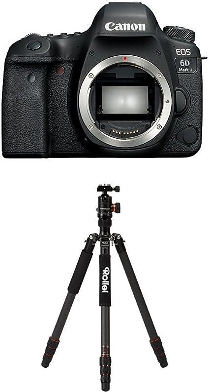 Canon Eos 6d Mark Ii Vollformat Slr Digitalkamera 3 Kamera
