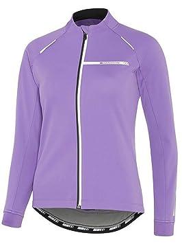 Deep Madison Cyclisme Veste Sportive Femme Softshell Lavender KlJ1c3TF