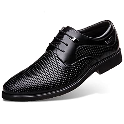 Koyi Nouveau Été Hommes Affaires Robe Conseils Hommes en Cuir Chaussures Mocassins Chaussures 41waV