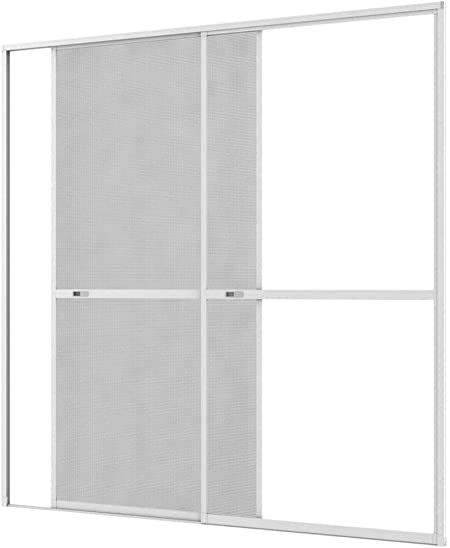 Culex 101340107-VH - Mosquitera para puerta corredera (240 x 240 ...
