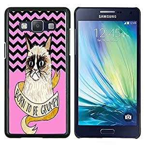 Dragon Case - FOR Samsung Galaxy A5 A5000 A5009 - Do all your hard work - Caja protectora de pl??stico duro de la cubierta Dise?¡Ào Slim Fit