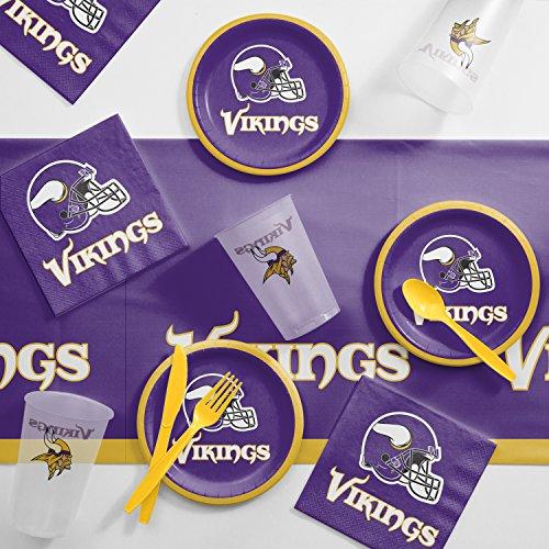 Creative Converting Minnesota Vikings Tailgating ()