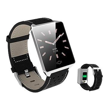 Love Life Reloj Inteligente para Hombres Y Mujeres, Monitor De Frecuencia Cardíaca/Podómetro, Soporte En Varios Idiomas, Tarjeta SIM GPS MP4 Bluetooth WiFi ...