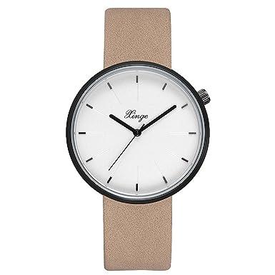 SamMoSon Relojes Hombre Deportivos Inteligentes Lotus Digitales Elegante, Reloj De Pulsera Análogo De Cuarzo Simple Casual para Hombres Relojes De Pulsera: ...