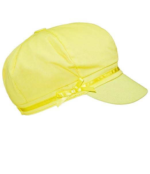 07f7abb6ae4dc EveryHead Fiebig Sombrero del Globo De La Muchacha Gorro Tipo Gorra  Casquillo Ocio Verano con Diseño
