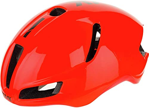 Kask Utopia Helmet Orange Fluo/Black