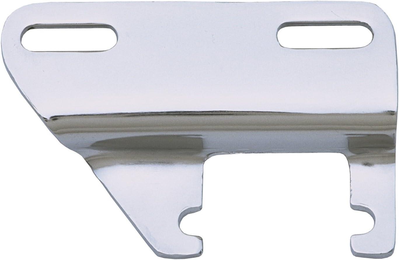 Trans-Dapt 9254 Chrome Left Side Generator/Alternator Bracket