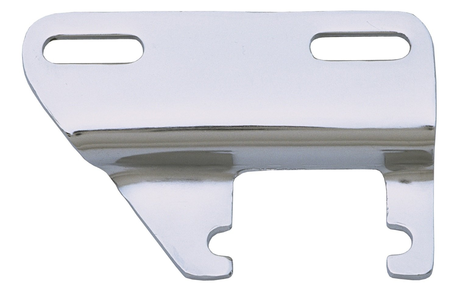 Trans-Dapt 9254 Chrome Left Side Generator/Alternator Bracket Trans-Dapt Performance