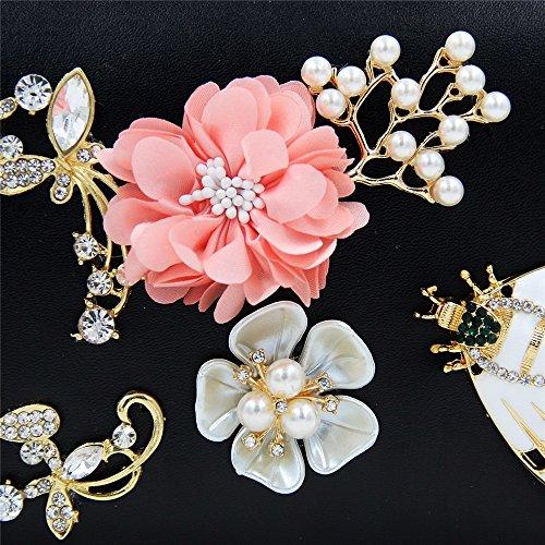 Fleur Color Lovely Vintage Monnaie Soirée Papillon À Sacs Femmes Sacs Portefeuille Black Mariage Main De Pink Porte Pochette rabbit qqwBAanE