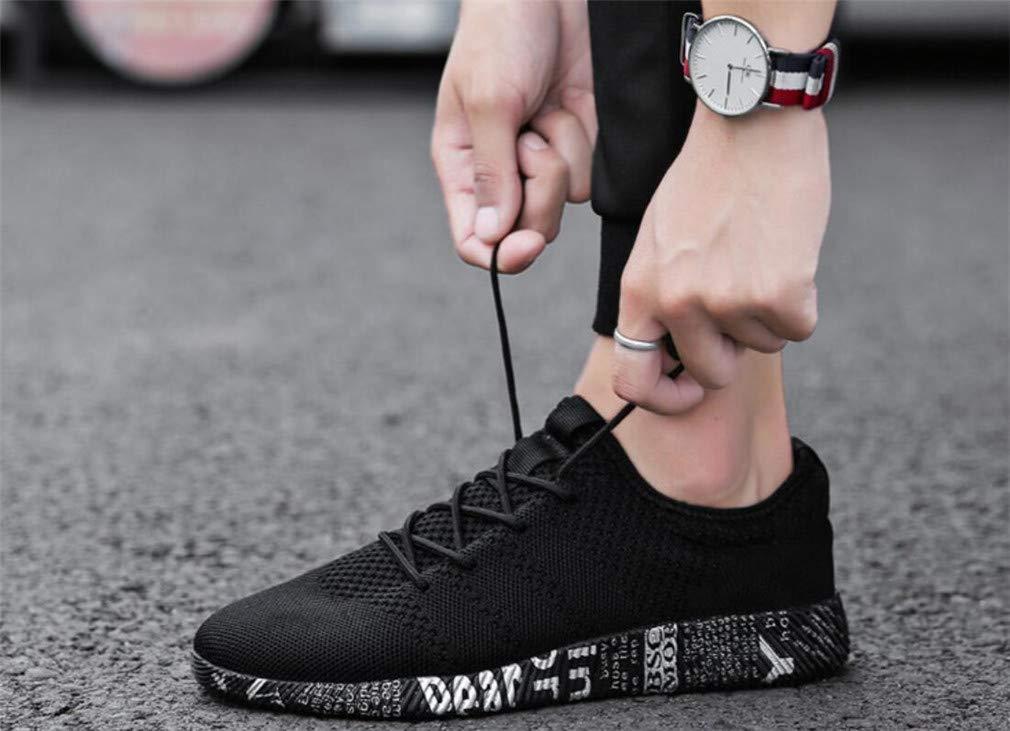 LUCKY-U Männer Schuhe, Wanderschuhe, Sportschuhe Laufschuhe Casual Fashion Leichte Leichte Leichte Turnschuhe Athletisch Atmungsaktive Wanderschuhe 5430da