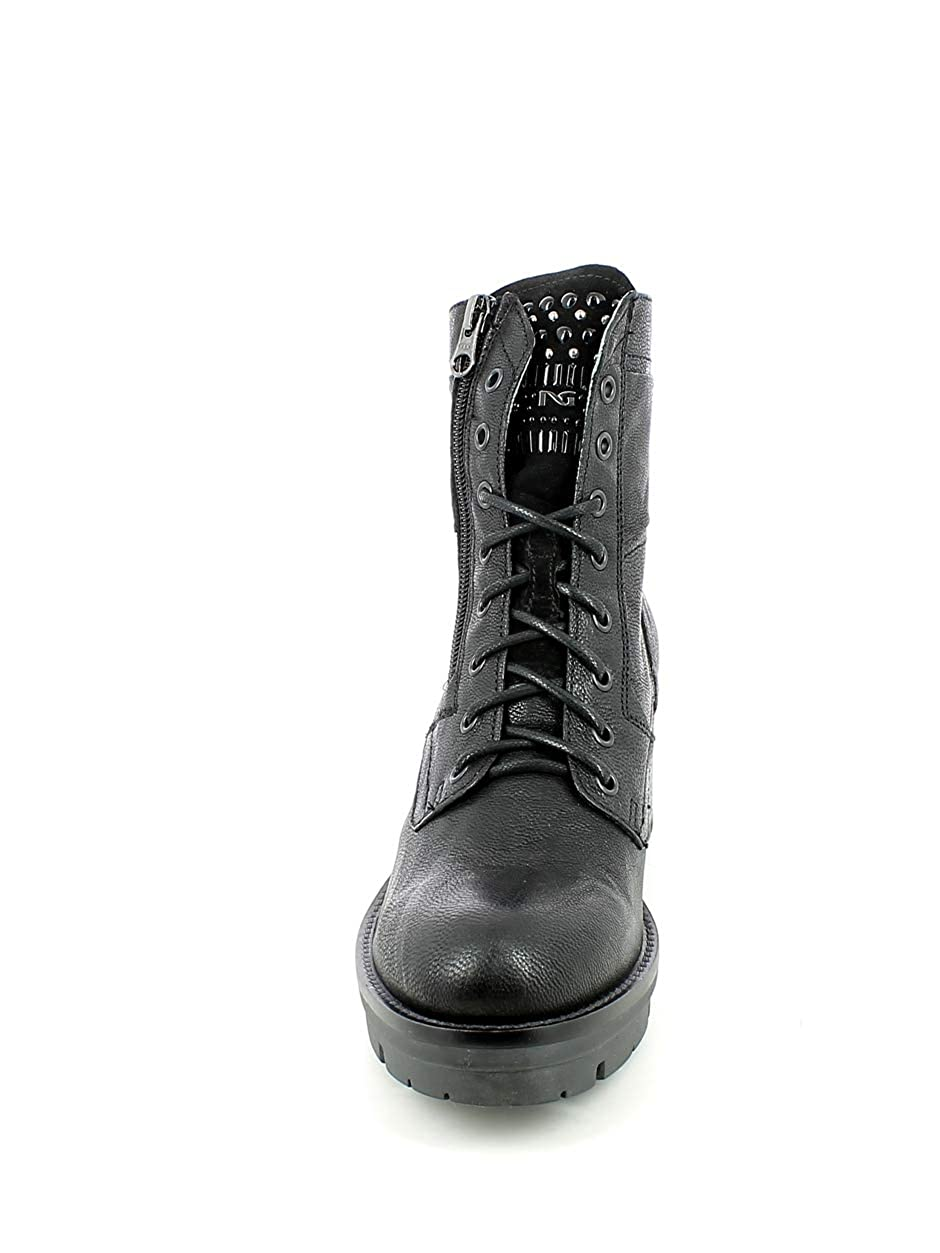 Scarpa itScarpe Nero Donna Giardini Tronchetto 807131Amazon EWD9HIY2