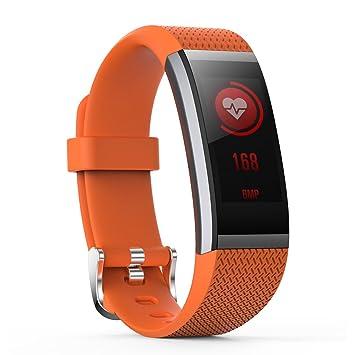Reloj inteligente, willful pulsera inteligente Smartwatch ...