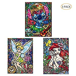 5D Full Drill Diamond Painting Kit,Hartop DIY Diamond Rhinestone Painting Kits for Adults and Beginner,Embroidery Arts…