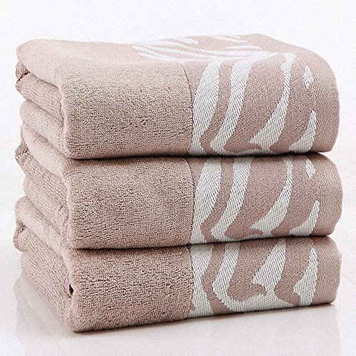 Amazon.com: Lictory 1pcs 33x72cm Men Zebra Pattern Bamboo Fiber Soft Face Towel Cotton Hair Hand Bathroom Towels badlaken toalla Toallas Mano: Home & ...