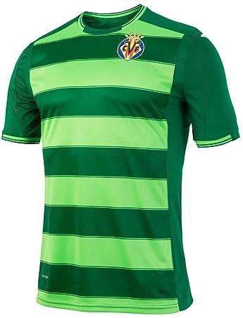 2016 2017 Villarreal CF Bruno Soriano Mario Gaspar Mateo Musacchio Away  Football Soccer Jersey In Green  Amazon.co.uk  Sports   Outdoors eddd6547ce614