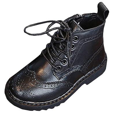 f7054df0eab8d2 Scothen Unisex-Erwachsene Chelsea Boots Kinder Stiefel Derby Wasserdicht  Stiefeletten Schuhe Boots Jungen Mädchen Winter