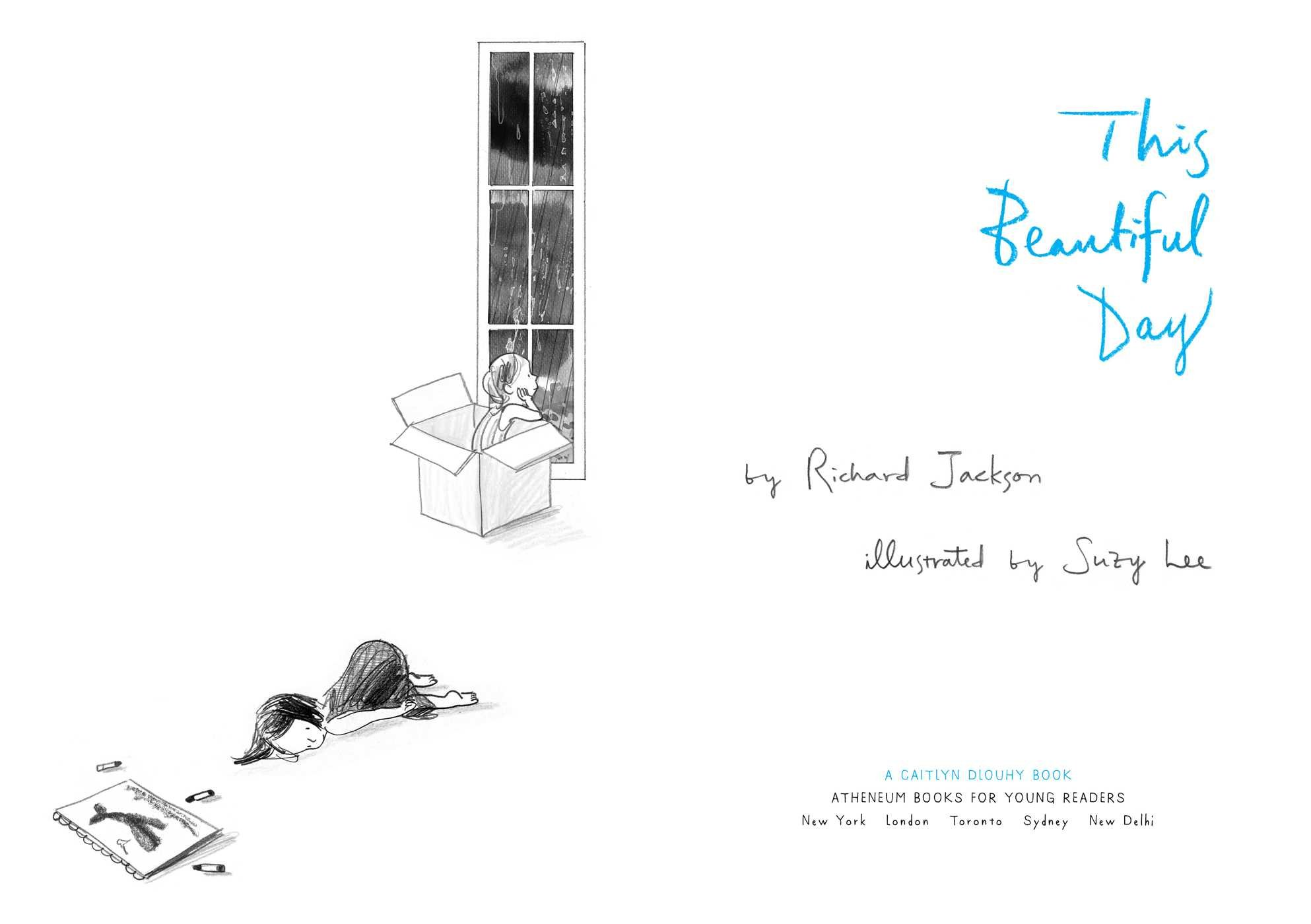 This beautiful day richard jackson suzy lee 9781481441391 this beautiful day richard jackson suzy lee 9781481441391 amazon books pooptronica Images