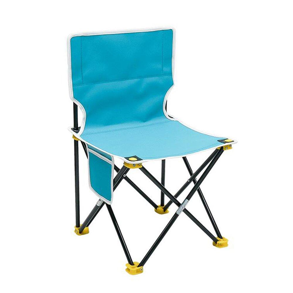 LDFN Portable Camping Chair Multifunktionale Stühle Strand- Oxford-Tuch-und Stahlrohr-Haltewinkel-Stuhl,C