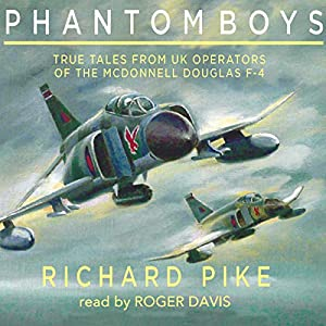 Phantom Boys Audiobook