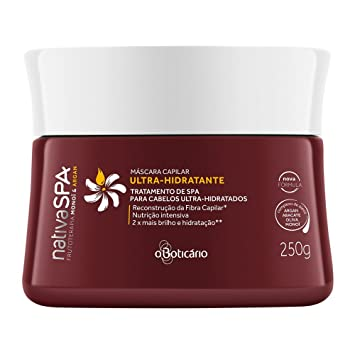 Nativa Spa Monoi & Argan Ultra Moisturising Hair Mask 250g