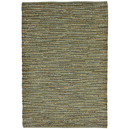 Liora Manne SHR46617506 Sahara Solid Plains Indoor/Outdoor Rug 3'6