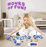 SLOUEASY - Galaxy Crystal Slime 6 Pack Easter