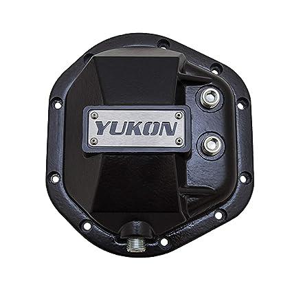 Yukon YHCC-D60 Black Hardcore Differential Cover /(for Dana