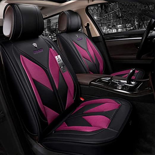 Nylon Carpet Coverking Custom Fit Front Floor Mats for Select Honda Ridgeline Models Black