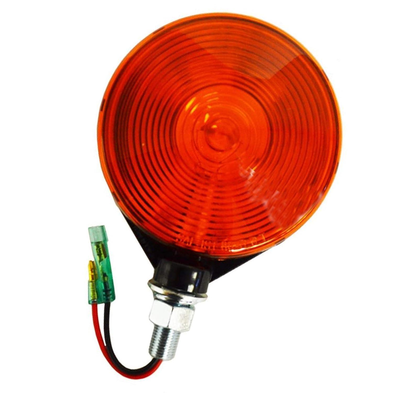 Friday Part Amber Hazard Light for Kubota L6060 M5040 M5-09 M5-111 M5140 M5640 M5660 M59