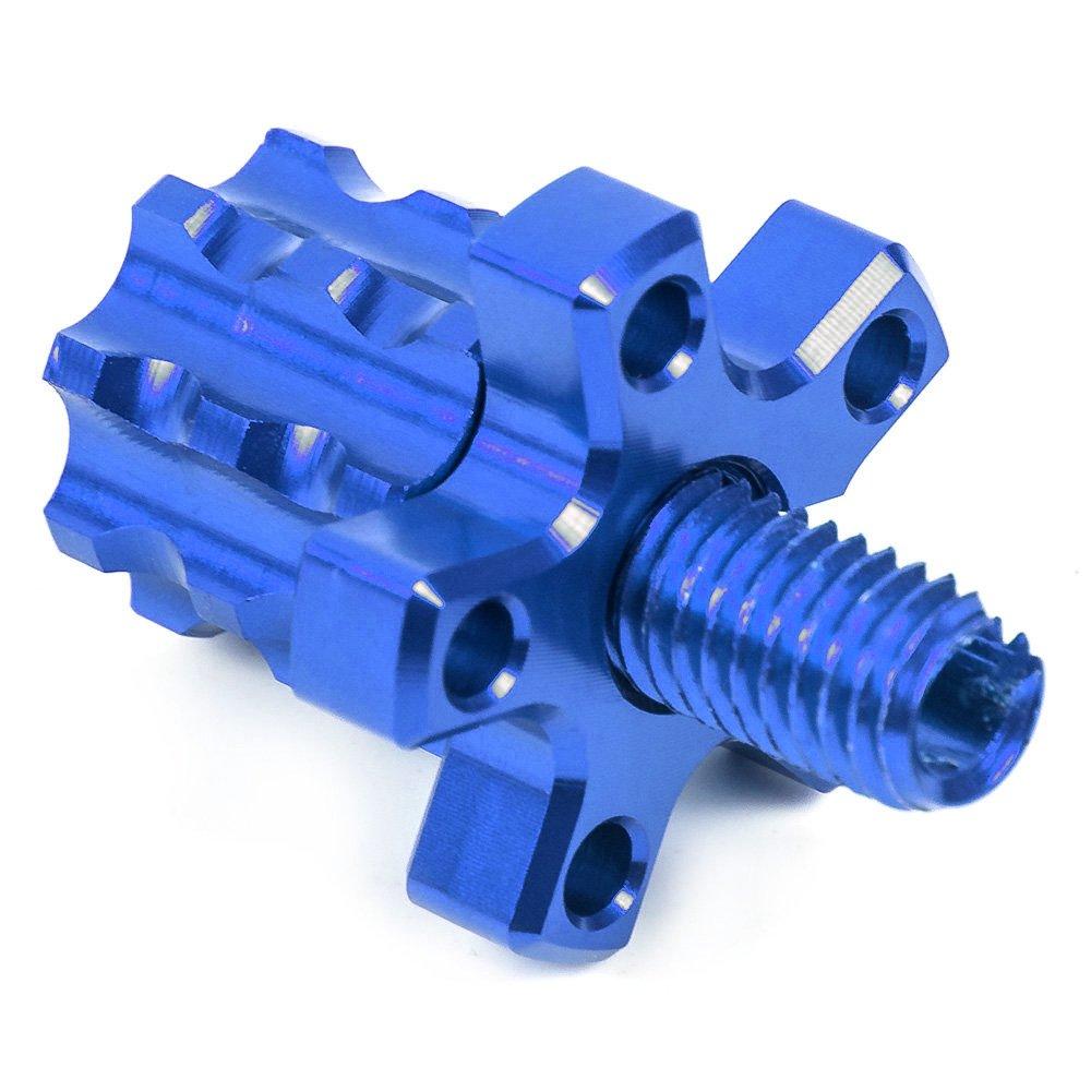 1,25 Universal Motorrad CNC Aluminium Kupplung Kabel Draht Einstellknopf f/ür Ducati f/ür Yamaha f/ür Kawasaki M8