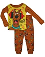 Scooby Doo Rocks Infant & Toddler Boys Sleepwear Set Pajamas Baby PJs